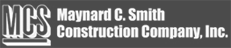Maynard C. Smith Construction